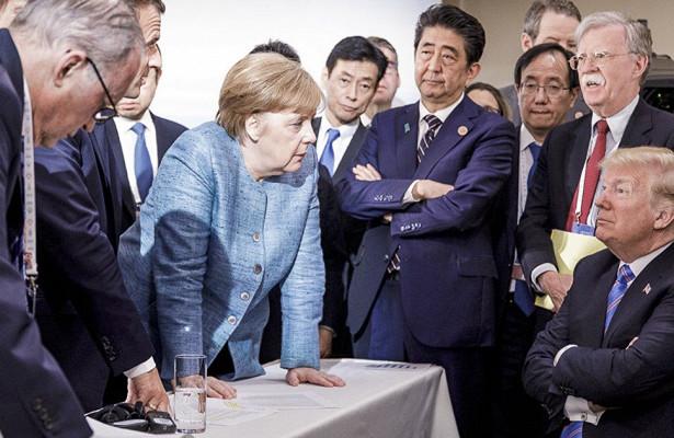 TheNewYork Times (США): Трамп убил PaxAmericana