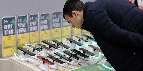 Изроссийских магазинов могут пропасть китайские смартфоны