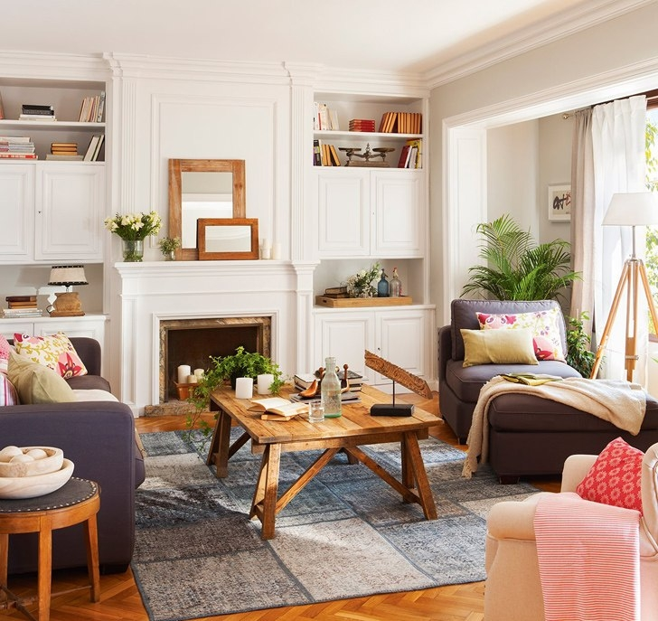 Дизайн квартиры испания