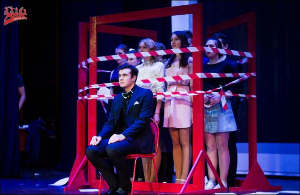 Студенческий театр НИУ— филиала РАНХиГС получил Гран-приВсероссийского фестиваля «Театральная матрица»