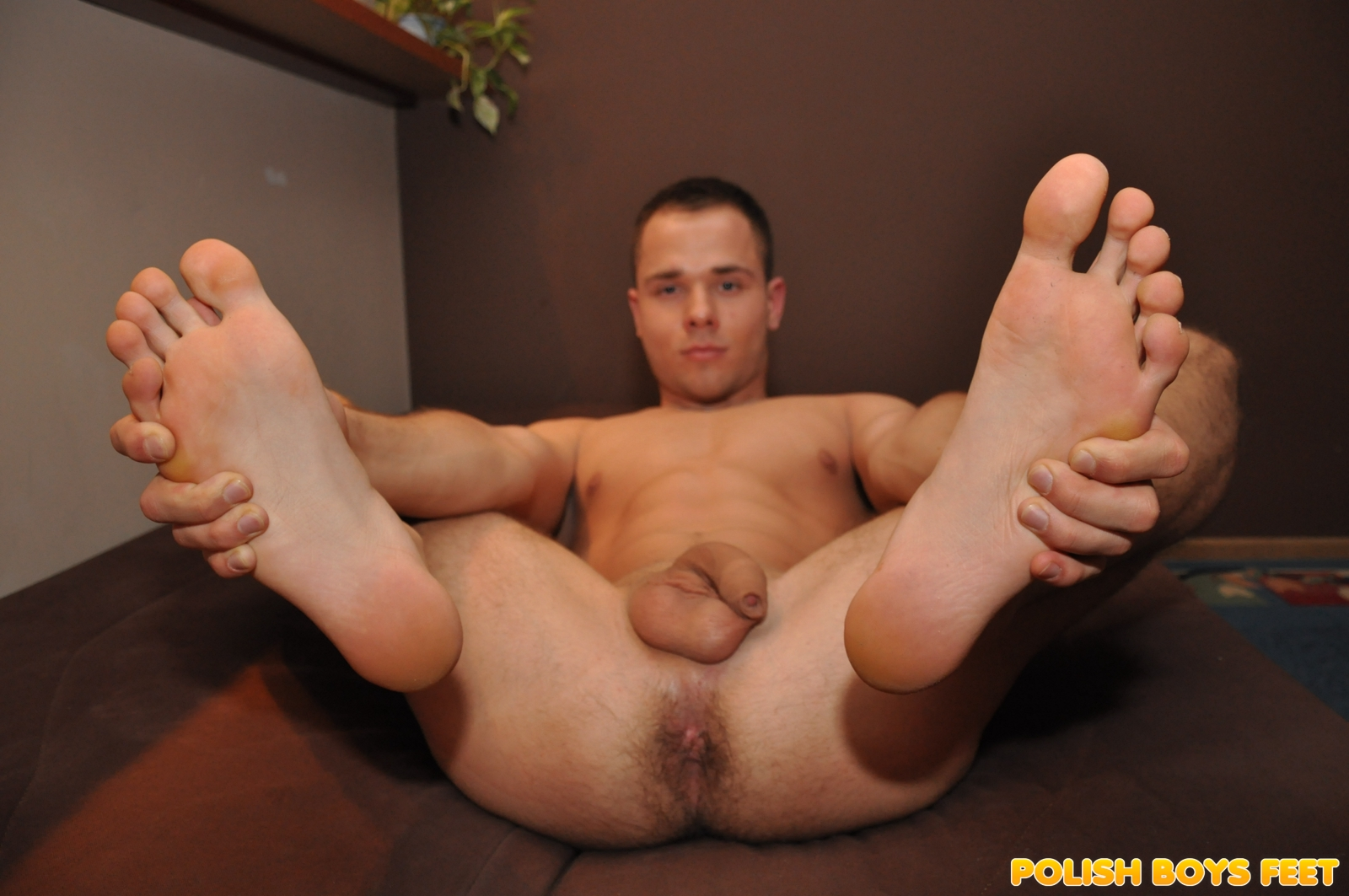 Gay foot worship and blow job first time 5