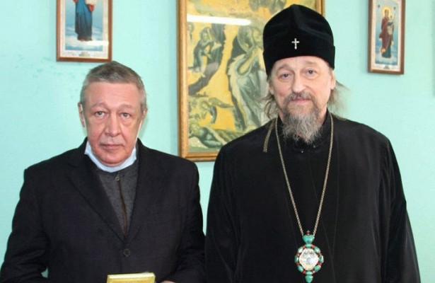 Михаил Ефремов иГосподь Бог
