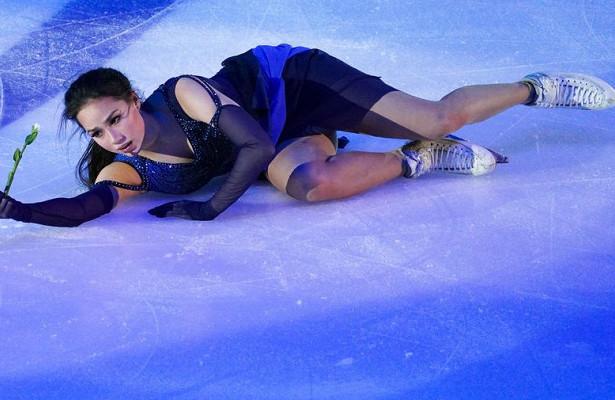 Загитова раскрыла свои страхи на«Ледниковом периоде»