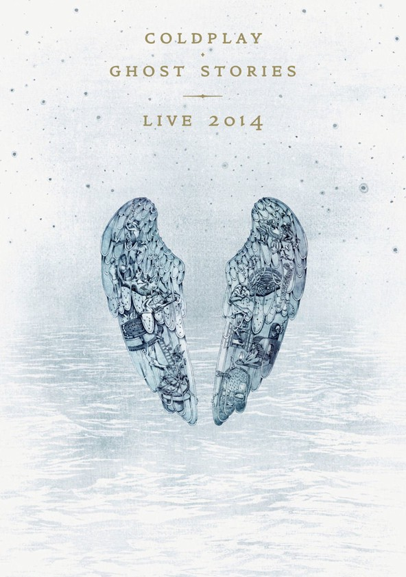 Ghost Stories Live 2014 CD + DVD by Coldplay