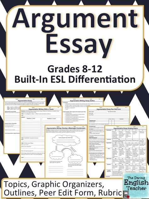 Write my high school english essay rubric