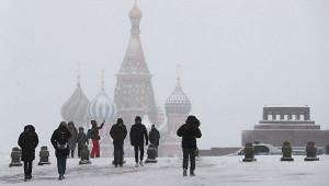 ВМоскве ожидается додвух градусов тепла