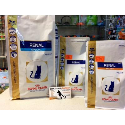 Корм royal canin renal select