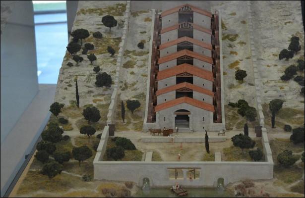 Ученые раскрыли загадку древнеримского «промышленного комплекса»