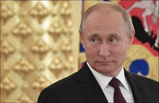 Путин заявил обугрозе оттеррористов вСирии