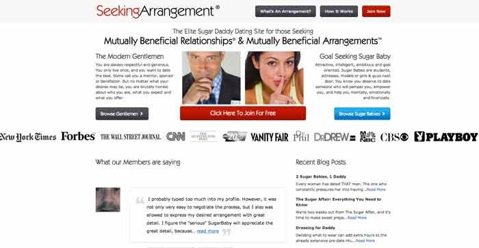 Dating website using facebook