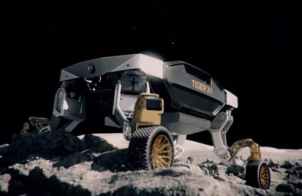 Hyundai построил шагающий беспилотник длядоставки грузов