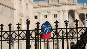 ФБРизучает причастность иностранцев кштурму Капитолия