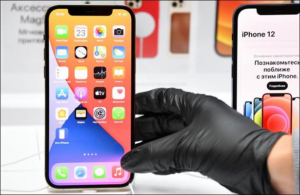 Россияне сметают сприлавков новые iPhone