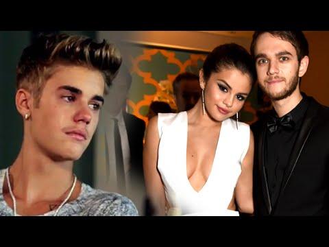 Justin bieber reacts to selena gomez dating zedd