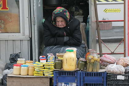 Более четверти жителей Украины оказались зачертой бедности