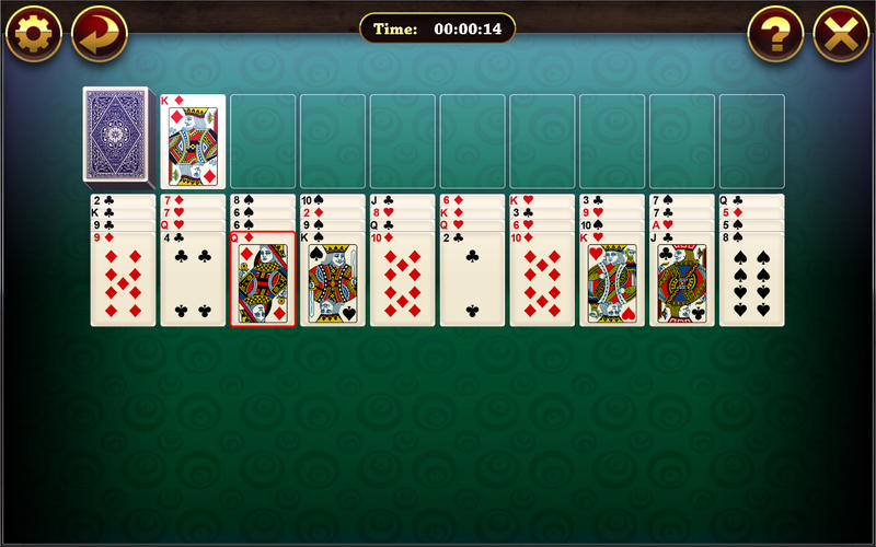 Spider Solitaire - Free Download - Free Play Online