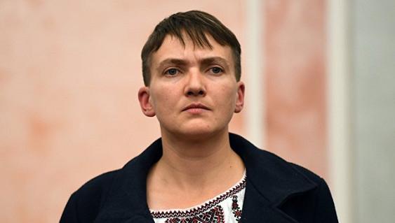 СМИ говорили о тайной встрече Савченко сглаварями «ЛДНР»