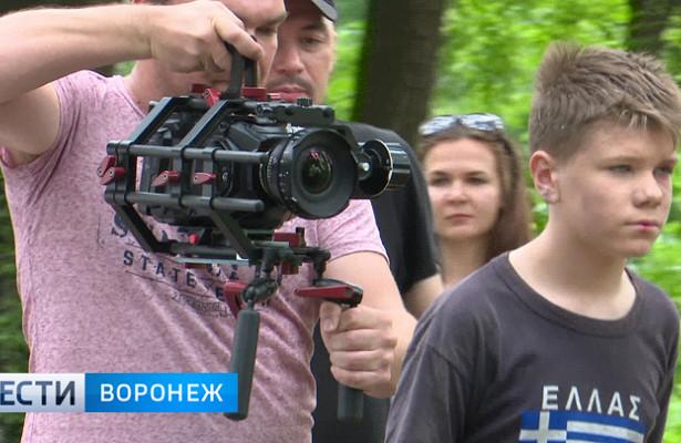 Фестивальное видео. Воронежские школьники снимают детский киноальманах