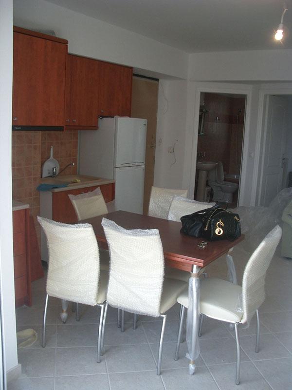 Апартаменты в Неа Макри на берегу моря недорого