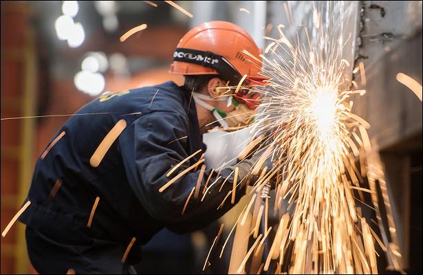 Зарплаты промышленников вМоскве за10летвыросли в2,5раза