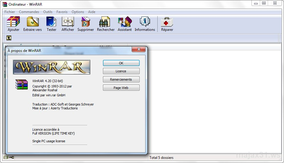 WinRAR Password Remover Free Download With Crack