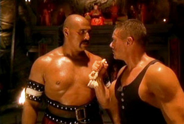 Bloodsport (movie) : Wikis (The Full Wiki)