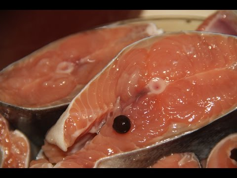 Горбуша маринованная быстрого приготовления рецепт