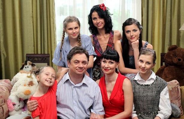 Какизменились звезды сериала «Папины дочки»