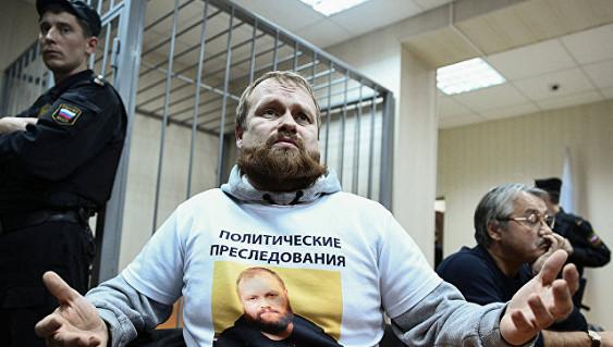 Юрист: Демушкину будет предъялено обвинение поеще одному фрагменту экстремизма