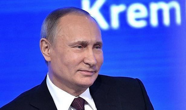 Инфляция приближается кпределу Путина