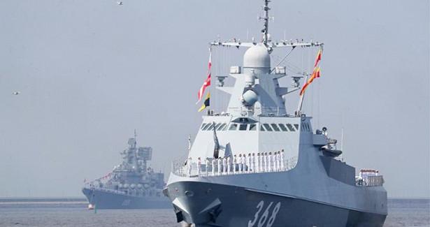 Война вСирии: вТартусе Россия срочно удваивает арсенал высокоточных «Калибров»