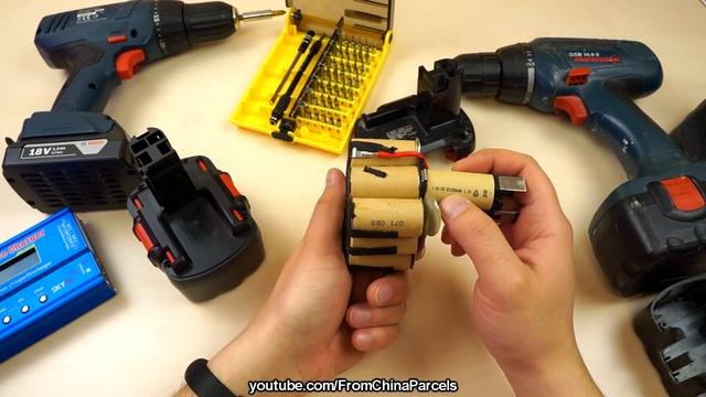Аккумуляторы для шуруповерта на алиэкспресс отзывы
