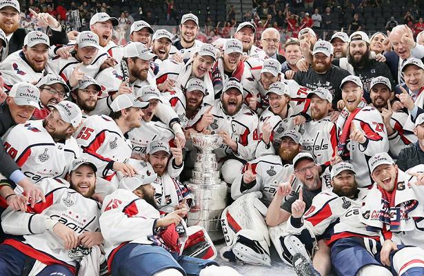 Как«Вашингтон» собирал команду, выигравшую Кубок Стэнли