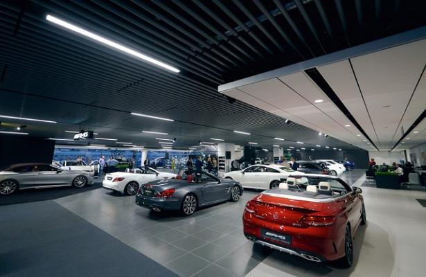 Mercedes-Benz сократит расходы более чемна20% к2025 году