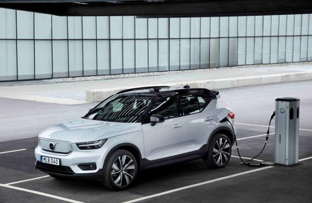 Volvo решила сделать ставку накроссоверы