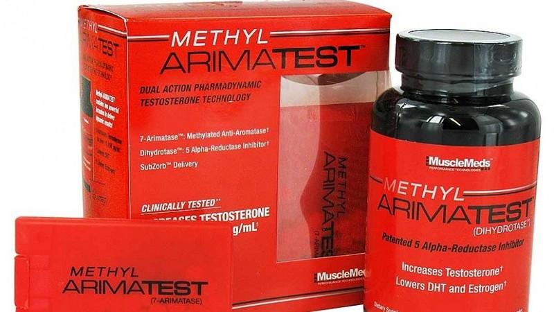 Препараты бады для повышения тестостерона