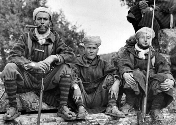 Какие солдаты наВторой Мировой были самыми жестокими