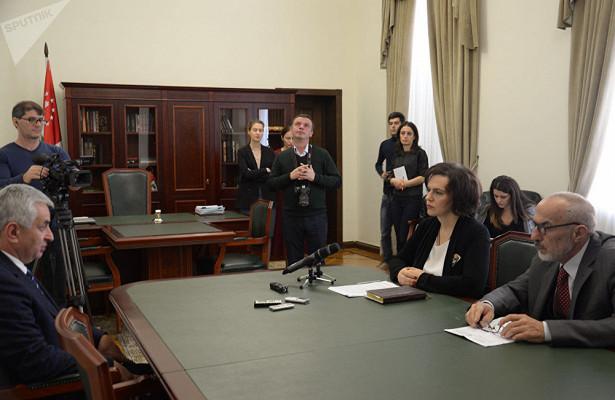 Абхазия будет участвовать впередвижных выставках мастеров XIX-XXвеков