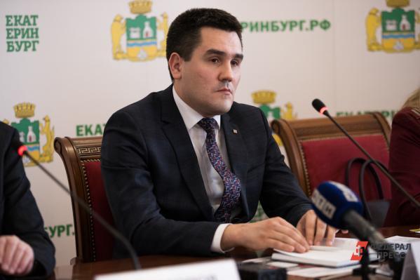 Демидов назначен замминистра здравоохранения Свердловской области