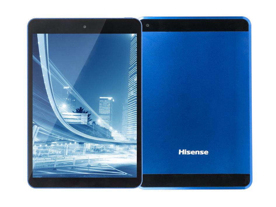 Hisense tablet instructions