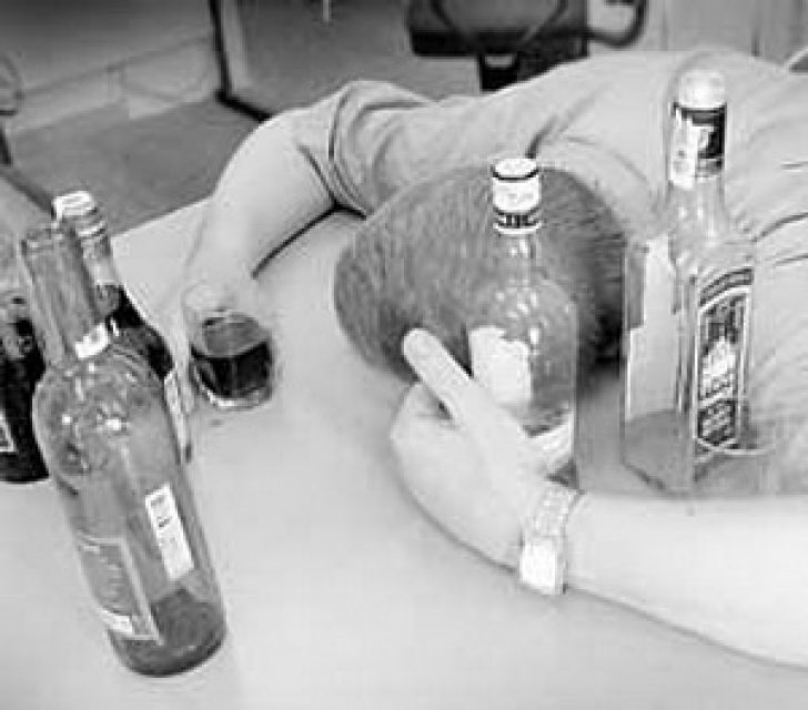 Как уйти от депрессии после запоя