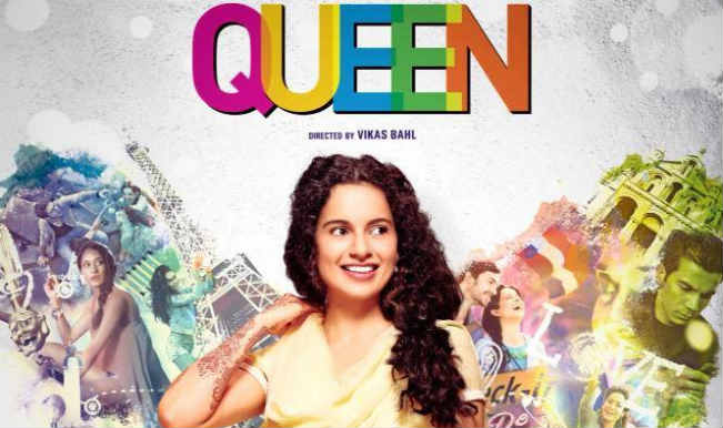 Queen (2014) Hindi Full Movie Watch Online Free