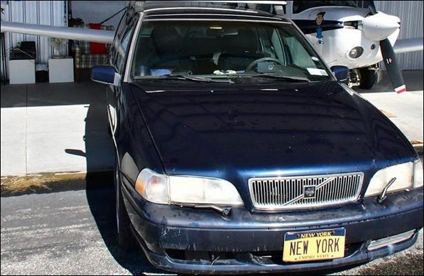 Старый Volvo захотели продать за20млндолларов