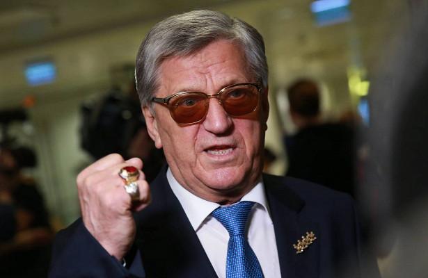 Тихонов предсказал новые санкции дляроссийского биатлона