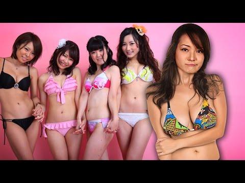 Групповуха с японками порно смотреть