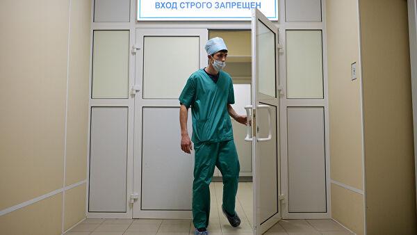 Ковидную больницу вОмске эвакуируют из-зазадымления
