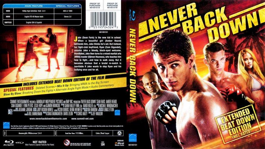 Never Back Down (2008) : AKIB - Internet Archive
