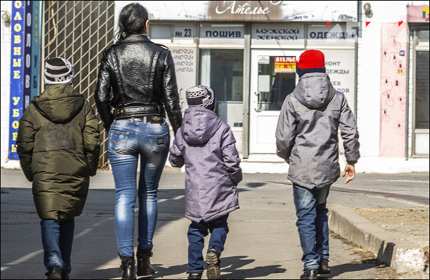 Российские семьи получат 450тысяч нановые цели