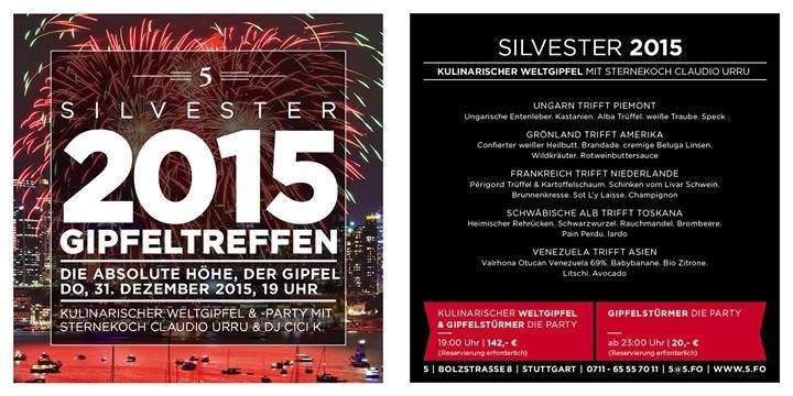 Single party silvester 2013 stuttgart