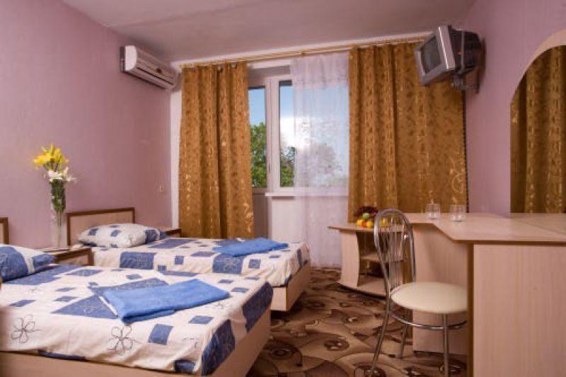 Гостиницы черноморское крым